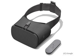 Google VRヘッドマウントディスプレイ Daydream View チャコール