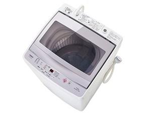 アクア AQUA 7.0kg 全自動洗濯機 ホワイト AQW-GP70F-W