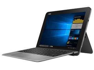 ASUS エイスース ノートパソコン TransBook Mini (Win 10) スレートグレー  T・・・