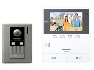 Panasonic カラーテレビドアホン VL-SE50KF