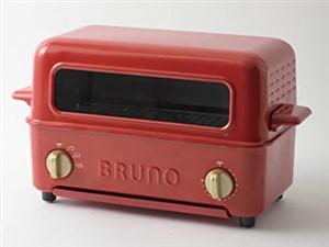 ブルーノ トースターグリル BOE033-RD