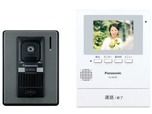 パナソニック Panasonic テレビドアホン 電源コード式 VL-SE30K・・・
