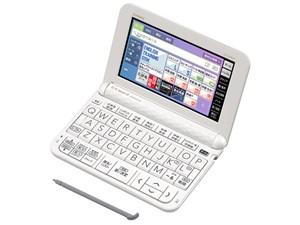 CASIO製 電子辞書 エクスワード XD-Z4800WE ホワイト