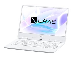 LAVIE Note Mobile NM550/KAW PC-NM550KAW [パールホワイト]
