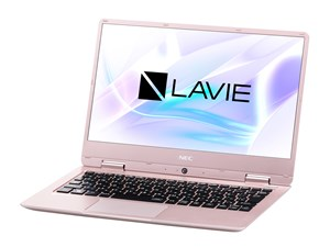 PC-NM550KAG [メタリックピンク] LAVIE Note Mobile NM550/KAG NEC