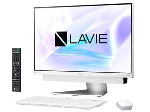 LAVIE Desk All-in-one DA770/KAW PC-DA770KAW [ホワイトシルバー]