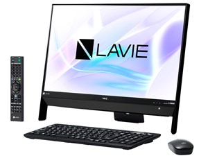 LAVIE Desk All-in-one DA370/KAB PC-DA370KAB [ファインブラック]