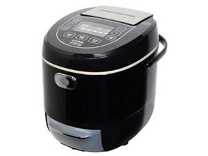 サンコー 炊飯ジャー 糖質カット炊飯器 6合 LCARBRCK