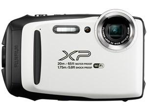 【SDHCカード8GB付き】FinePix XP130 [ホワイト] 送料無料 平日AMは翌日出・・・