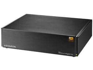 アイ・オー・データ機器 ハードディスク搭載ネットワークオーディオサーバー ・・・