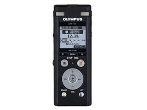 オリンパス オリンパス Voice Trek DM-750 ブラック 1台 4545350052171
