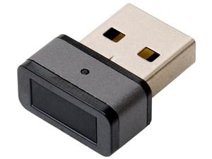 ミヨシ USB指紋認証ドングル ブラック USE-FP01/BK ブラック