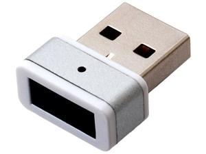 ミヨシ USB指紋認証ドングル ホワイト USE-FP01/WH ホワイト