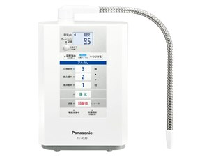 パナソニック【Panasonic】アルカリイオン整水器 TK-AS30-W(パールホワイト)・・・