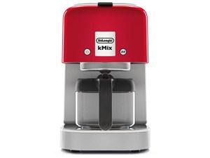 デロンギ ケーミックス ドリップコーヒーメーカー COX750J-RD(スパイシ-レッ・・・