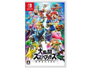 大乱闘スマッシュブラザーズ SPECIAL [Nintendo Switch]