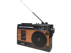 CICONIA  チコニア クラシカルラジカセ TY-1710 ラジカセ ラジオ カセット 音・・・