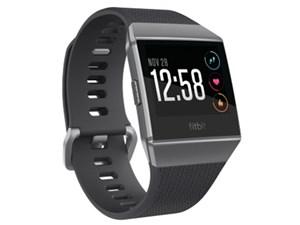 Fitbit Ionic FB503GYBK-CJK 通常配送商品