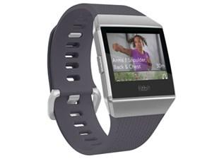 Fitbit Ionic FB503WTGY-CJK 通常配送商品