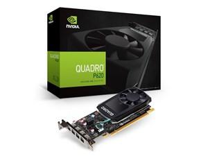 NVIDIA Quadro P620 EQP620-2GER [PCIExp 2GB]