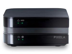 ピクセラ レコーダー機能付き メディアストリーミング端末 Smart Box Recorde・・・
