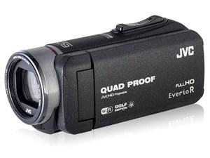 JVC ハイビジョンメモリームービー Everio R GZ-GX100-B
