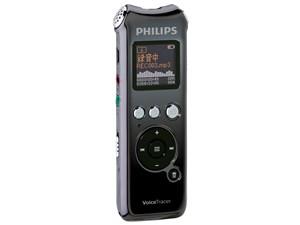 フィリップス Philips ICレコーダー 16GBメモリ内蔵 VTR8010