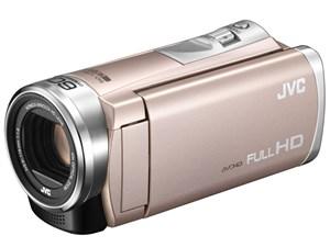 JVC ビデオカメラ ハイビジョンメモリームービー 32GB ダイナミック60倍 ピン・・・