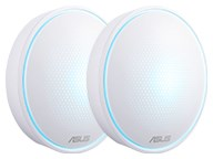 ASUS メッシュネットワーク対応無線LANルーター Lyra mini ライラミニ 2-pack・・・
