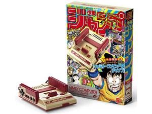 ニンテンドークラシックミニ ファミリーコンピュータ 週刊少年ジャンプ50周年記念バージョン 商品画像1:Powershop JPN