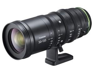 フジノンレンズ MKX50-135mm T2.9 Xマウント シネマレンズ