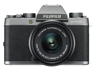 FUJIFILM X-T100 レンズキット [ダークシルバー]