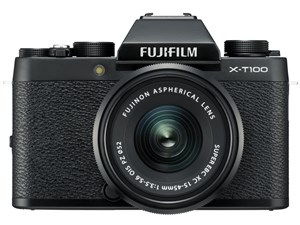 FUJIFILM X-T100 レンズキット [ブラック]