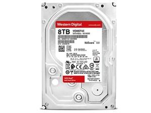 Western Digital製HDD WD80EFAX 8TB SATA600 5400