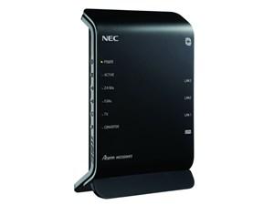 NEC 無線LANルータ 親機単体 11ac対応 867+300Mbps Aterm WG1200HP3 PA-WG12・・・