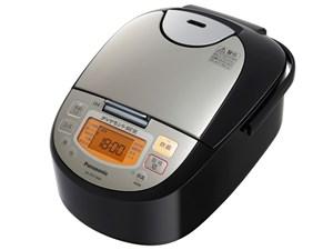 パナソニック 1.0L(5.5合炊き)IHジャー炊飯器 SR-VFC1060-K(ゴールドブラ・・・