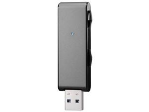 I-O DATA USBメモリ U3-MAX2/64K 64GB ブラック