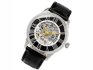 サルバトーレマーラ【Salvatore Marra】腕時計 手巻き 革ベルト SM16101-SSBK・・・