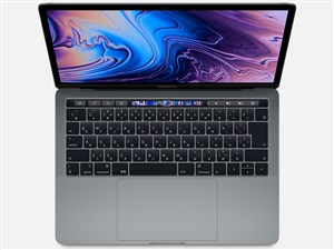 ●MacBook Pro Retinaディスプレイ 2300/13.3 MR9R2J/A [スペースグレイ]
