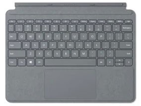 Surface Go Signature タイプ カバー KCS-00019 [プラチナ]