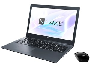 LAVIE Note Standard NS700/KAB PC-NS700KAB [カームブラック]