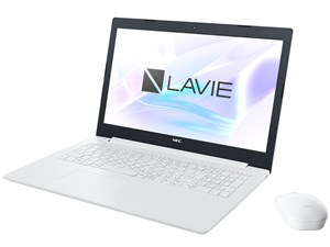 LAVIE Note Standard NS150/KAW PC-NS150KAW [カームホワイト]