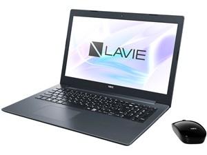 LAVIE Note Standard NS150/KAB PC-NS150KAB [カームブラック]