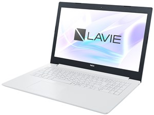 LAVIE Note Standard NS100/K2W PC-NS100K2W