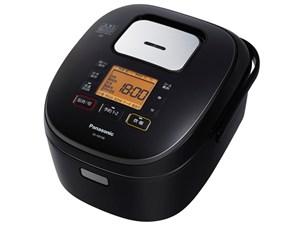 パナソニック 5.5合 炊飯器 IH式   SR-HB108-K [ブラック]