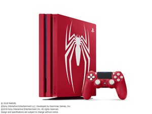プレイステーション4 Pro Marvel's Spider-Man Limited Edition CUHJ-10027 [・・・