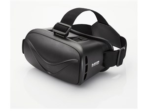 エレコム Bluetoothコントローラ一体型VRグラス P-VRGBT01BK