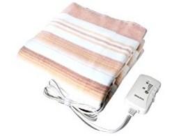 MORITA 電気掛敷毛布 ダブルサイズ 190×130cm 洗える 掛け敷き毛布 MB-K19・・・
