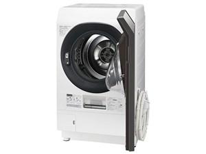 シャープドラム洗濯機 11k ES-U111-TR ■商品はお取寄せとなります【KK】