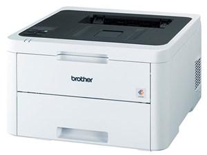 ブラザー レーザープリンター A4カラー 24PPM 両面印刷 有線・無線LAN HL-L32・・・